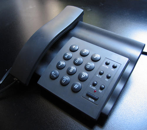 Business Phone Line Rental