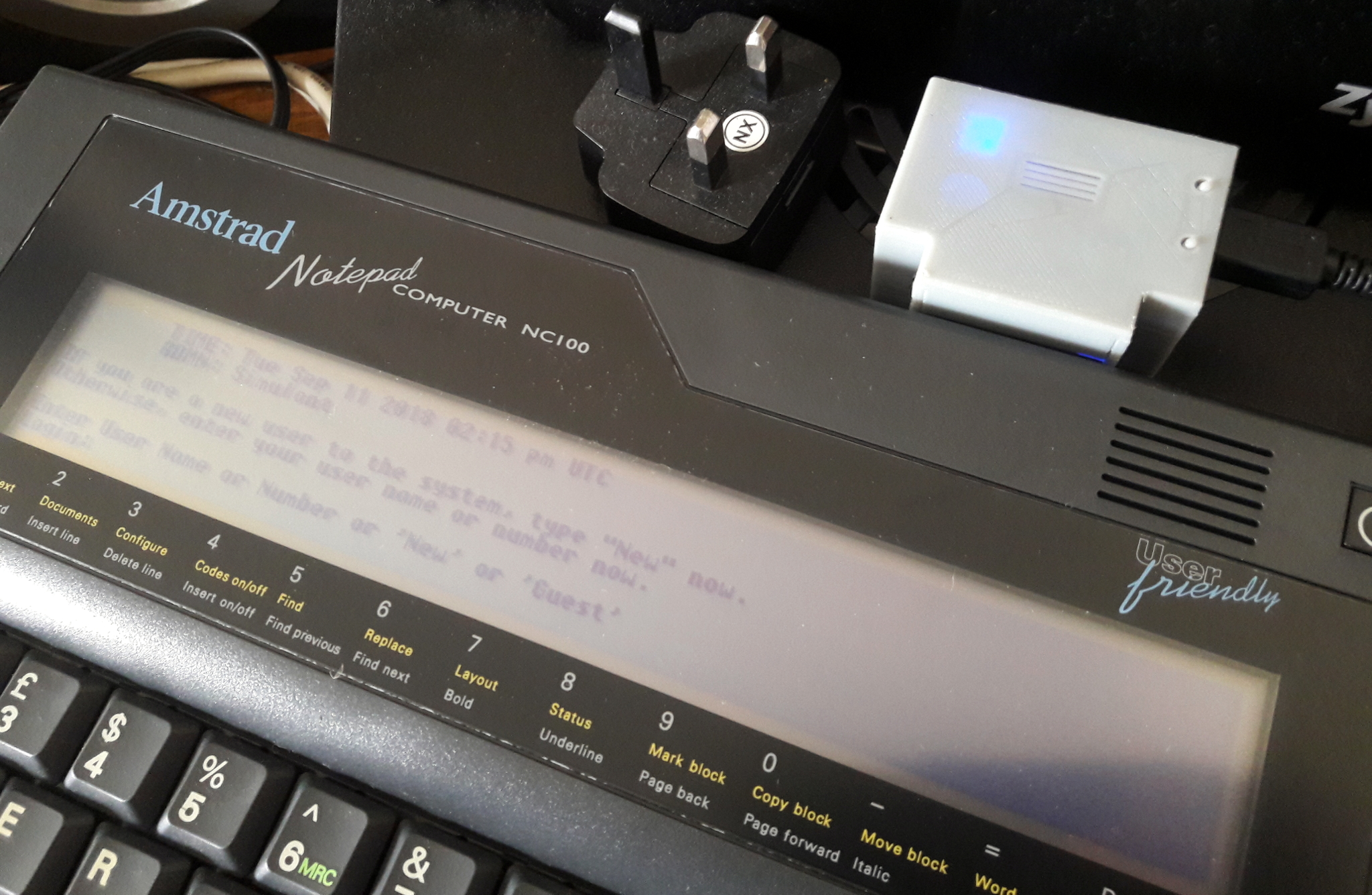amstrad nc100 wifi bbs