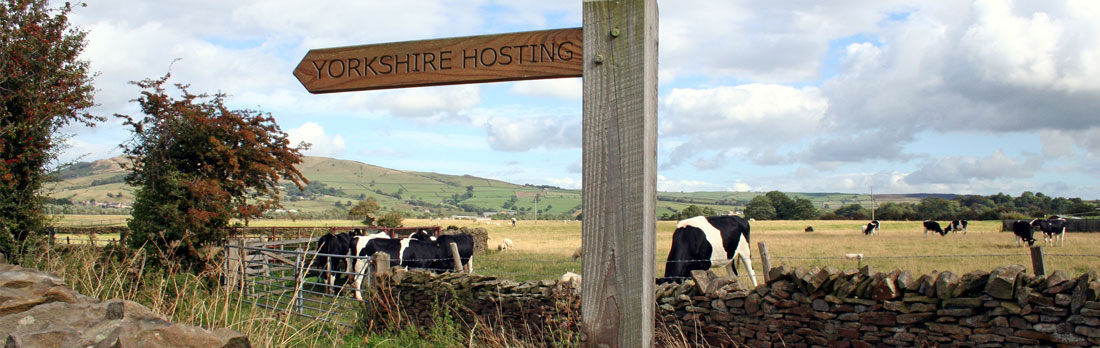 Reliable Yorkshire Hosting