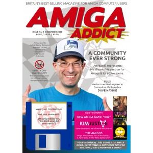 Amiga Addict Magazine