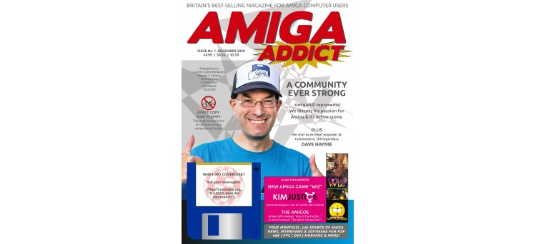 Amiga Addict Magazine