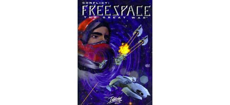 Descent: Freespace - The Great War (Amiga 68k / WarpOS / OS4 Game)