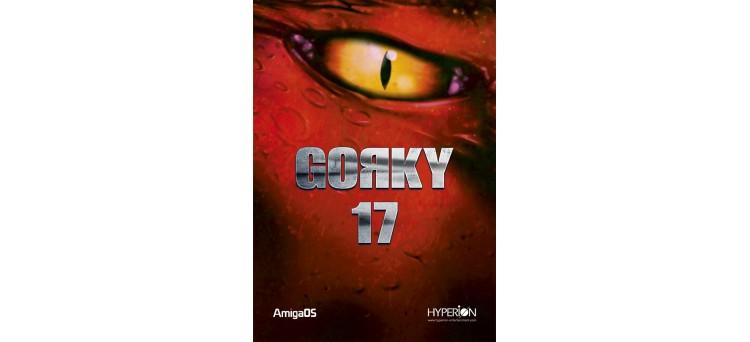 A3 size Poster - Amiga Gorky 17