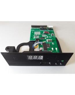 Amstrad CPC 6128 664 / Spectrum +3 Gotek Floppy Disk Drive Emulator BRACKET MOUNT