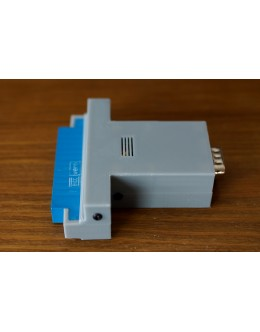 Commodore 64 / Commodore 128 User Port to rs232 Adaptor - C64 C128 to 9 Pin Serial