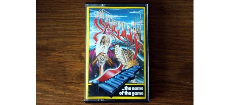 Alchemist - Sinclair ZX Spectrum 48k cassette game by Imagine