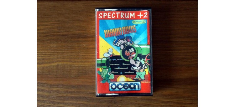 Mario Bros (Ocean) Spectrum 48k - Good Condition & Complete