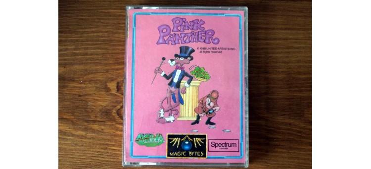 PINK PANTHER - Gremlin - Sinclair ZX Spectrum Cassette