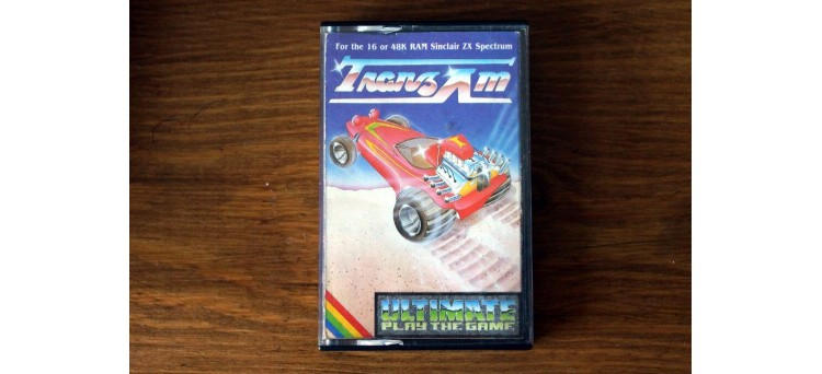 Trans Am (TransAm) - Ultimate Play the Game - Sinclair ZX Spectrum 16k/48K Game