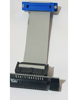 Amiga data cable and adapter for attaching External Gotek Floppy Disk Emulator - A500* / A500+ / A600 / A1200 / A2000 / A4000