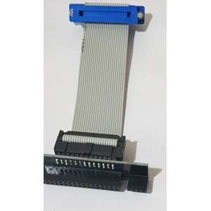 Amiga data cable and adapter for attaching External Gotek/OpenFlops Floppy Disk Emulator - A500* / A500+ / A600 / A1200 / A2000 / A4000