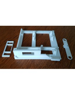 Commodore Amiga 1200 Floppy Disk Drive Emulator OLED BRACKET MOUNT Gotek USB A1200