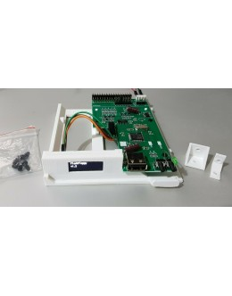 Commodore Amiga 1200 / A1200 OLED Gotek USB Floppy Disk Emulator Complete Install Kit - Plug & Play