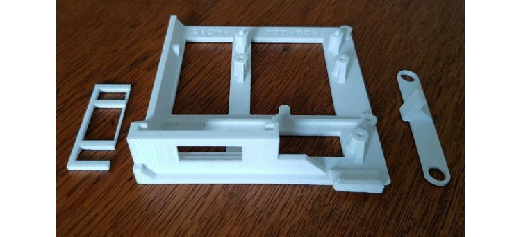 Commodore Amiga 600 Floppy Disk Drive Emulator OLED BRACKET MOUNT Gotek USB A600
