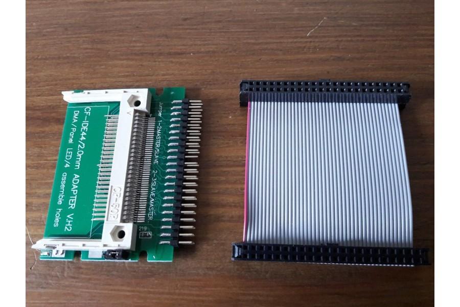 Commodore Amiga 600, 1200 IDE to Compact Flash Hard Drive