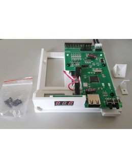 Commodore Amiga 1200 / A1200 Gotek USB Floppy Disk Emulator Complete Install Kit - Plug & Play