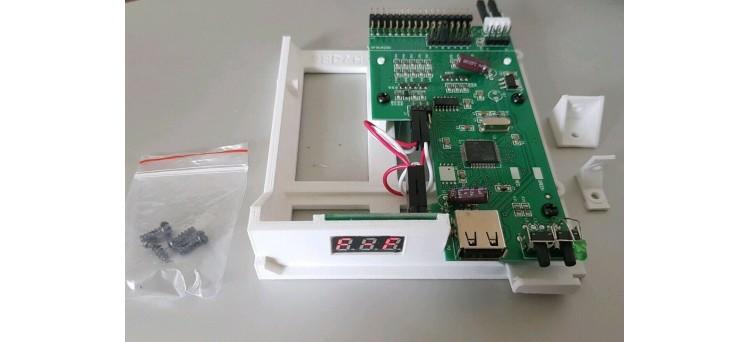 Commodore Amiga 1200 / A1200 Gotek USB Floppy Disk Emulator Complete Install Kit - Plug & Play