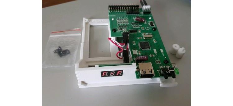 Commodore Amiga 500 / A500 Gotek USB Floppy Disk Emulator Complete Install Kit - Plug & Play