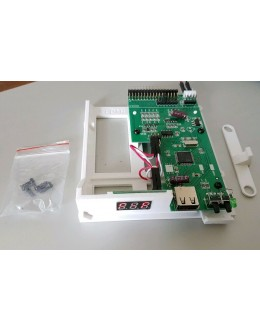 Commodore Amiga 600 / A600 Gotek USB Floppy Disk Emulator Complete Install Kit - Plug & Play