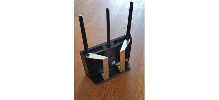 Asus Metal Wall Mount Router Brackets - RT-AC68u, DSL-AC68u, RT-AC1900 & RT-AC86