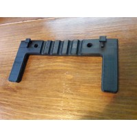 Wall Mounting Bracket for Asus RT-AC66u routers - enables easy fitting / installation
